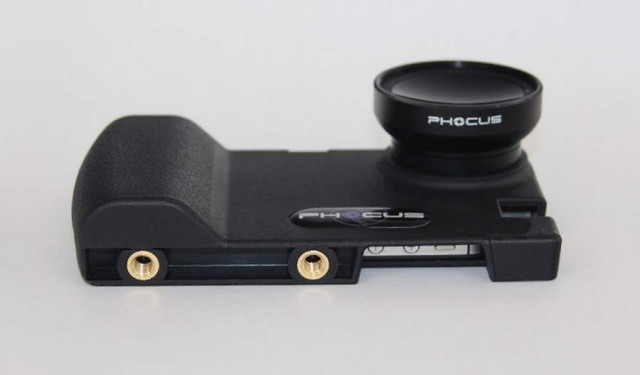 Phocus DSLR photography adapter for iPhone (2)