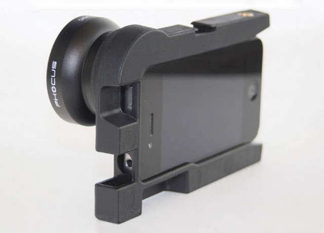 Phocus DSLR photography adapter for iPhone (1)