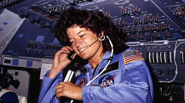 Sally Ride, First American Woman in Space, passes away