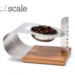Simple kitchen scale