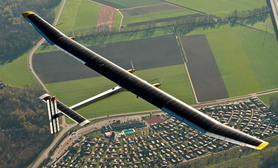 Solar Impulse- first solar powered intercontinental journey (5)