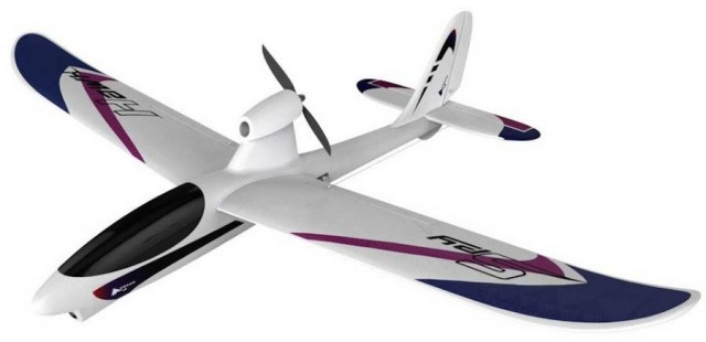 Spy Hawk remote control plane