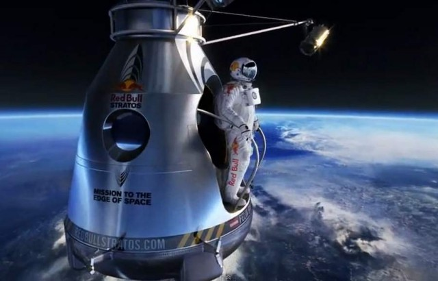 Supersonic Freefall by Felix Baumgartner (5)