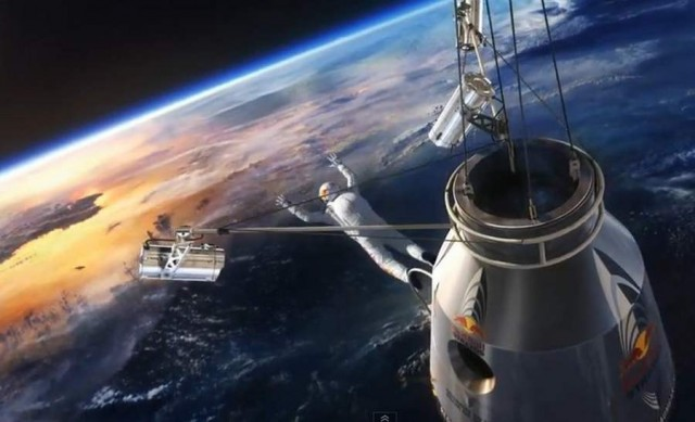 Supersonic Freefall by Felix Baumgartner (3)