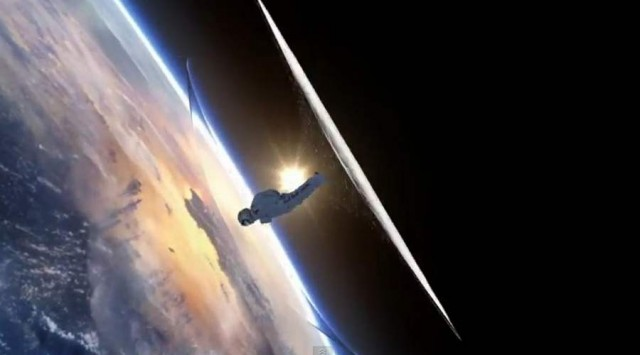 Supersonic Freefall by Felix Baumgartner (2)