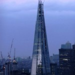The Shard in London now complete (video)