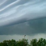 Violent Derecho struck the Midwest U.S.