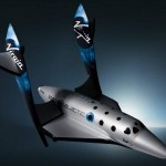 Virgin Galactic first space tourism flight launching ne...