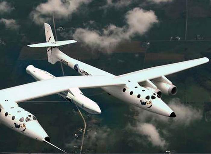Virgin Galactic unveils its Satellite-Launching Rocket (1)