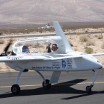 World's fastest electric airplane