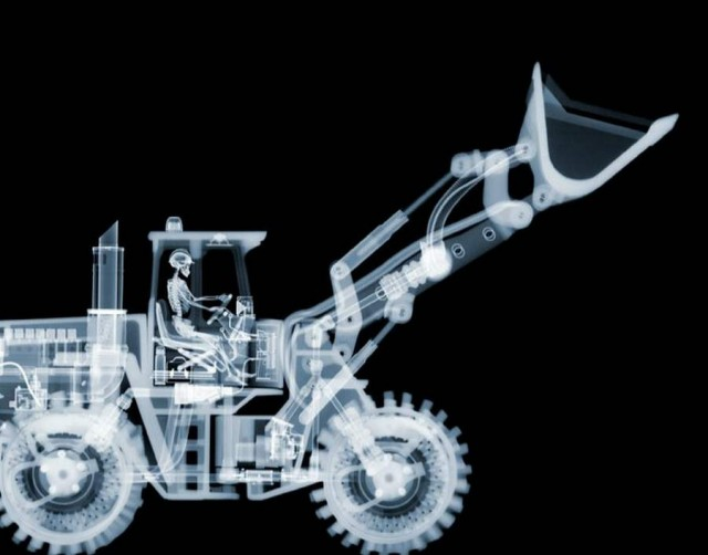 X-Ray photography by Nick Veasey (6)