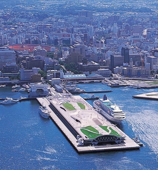 Yokohama International Port Terminal (5)