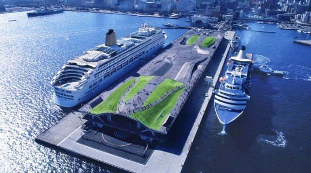 Yokohama International Port Terminal (4)