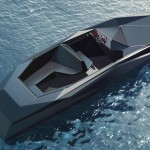 Z Boat designed by Zaha Hadid