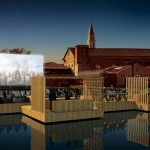 Archipelago Cinema at Venice Biennale by Ole Scheeren