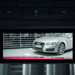 Audi's digital rearview mirror