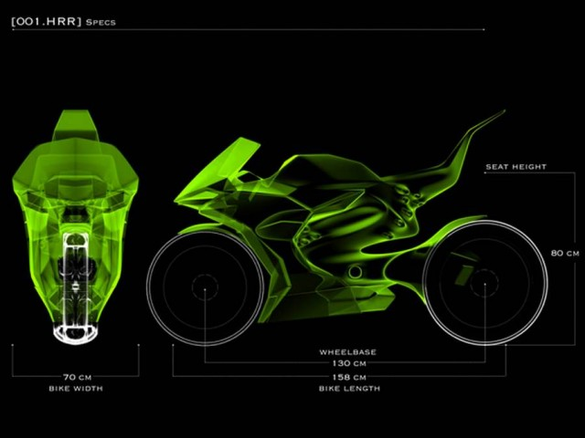 Bike and rider become One (4)