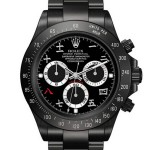 Black Daytona Rolex by BrevetPlus
