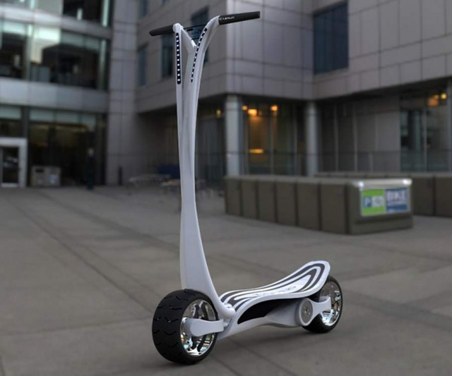 CT-S Electric scooter (5)