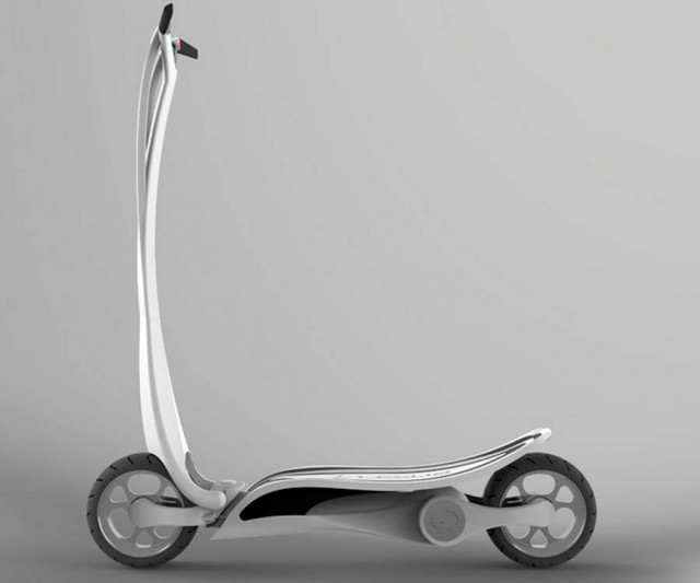 CT-S Electric scooter (3)