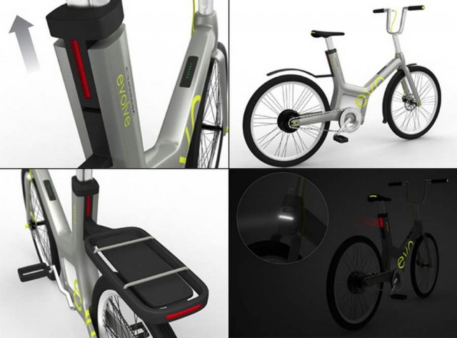 Crescent evolve electric bicycle (2)