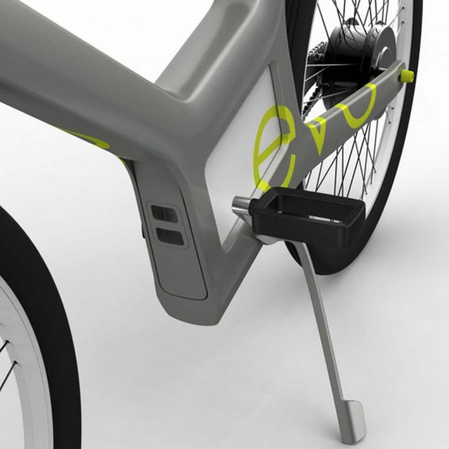 Crescent evolve electric bicycle (1)
