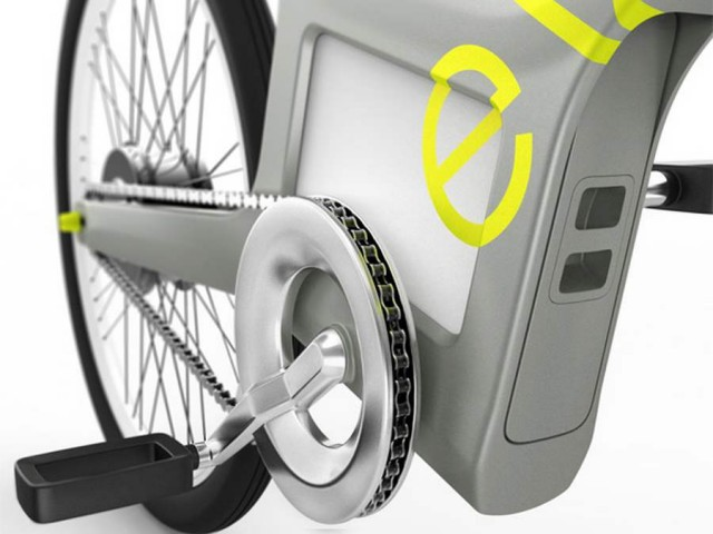 Crescent evolve electric bicycle (7)