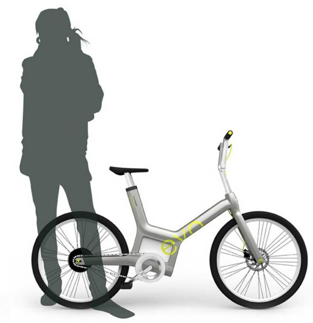Crescent evolve electric bicycle (3)