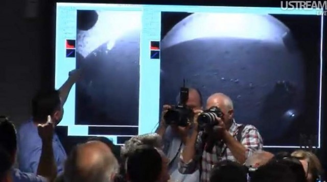 Live from JPL Mission Control (24)