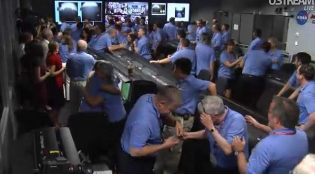 Live from JPL Mission Control (25)