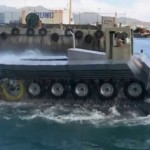 DARPA Captive Air Amphibious Transporters (video)