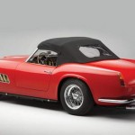 Ferrari 250 GT California Spyder up for auction
