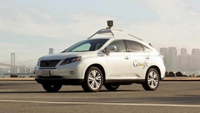Google self driving cars have now completed 300000 miles