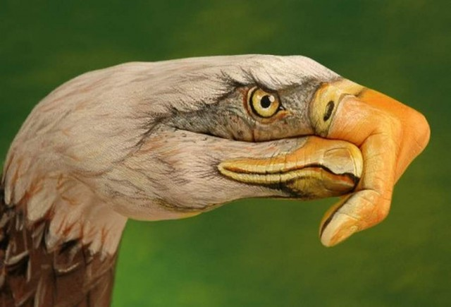 Hand paintings by Guido Daniele (6)