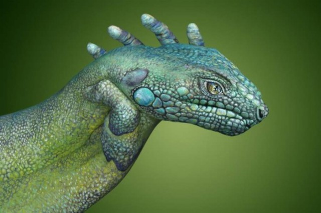 Hand paintings by Guido Daniele (3)