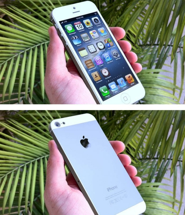 How the iPhone 5 might look