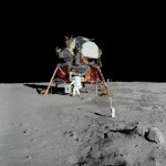 Interactive Panorama on the Moon with Neil Armstrong
