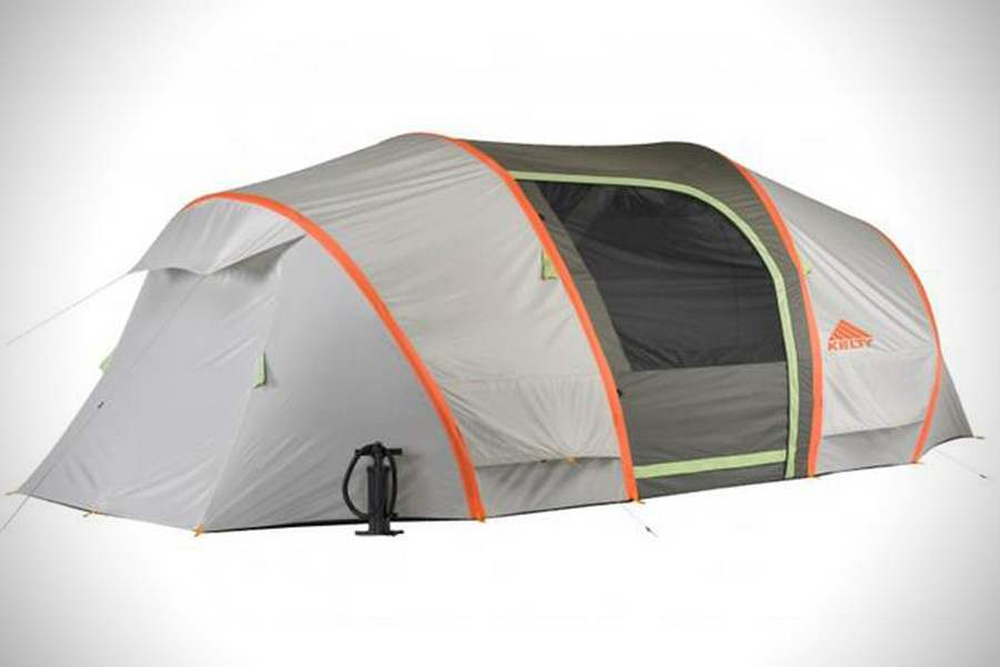 Kelty Airpitch inflatable tents