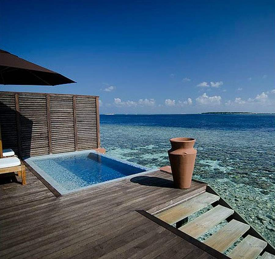Lily Beach Resort Maldives 4