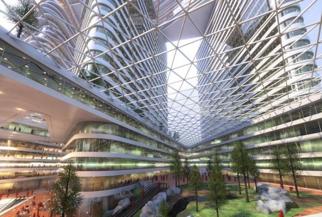 M-City project by MVSA Architects (10)