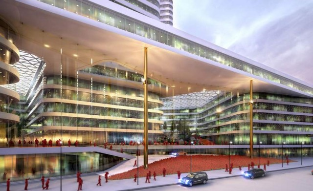 M-City project by MVSA Architects (7)