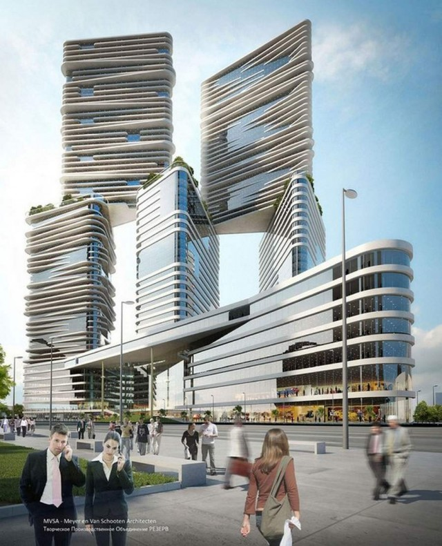 M-City project by MVSA Architects (4)