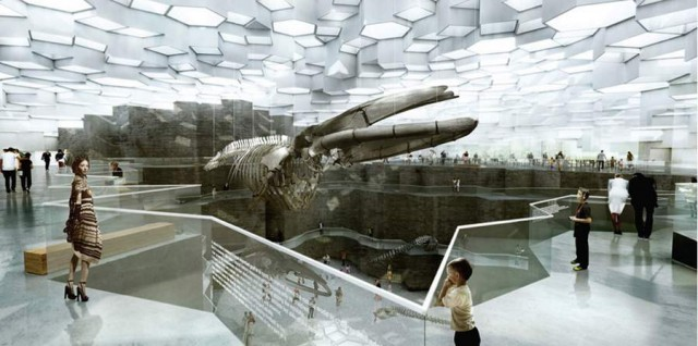 Natural History Museum proposal by BIG architects (10)