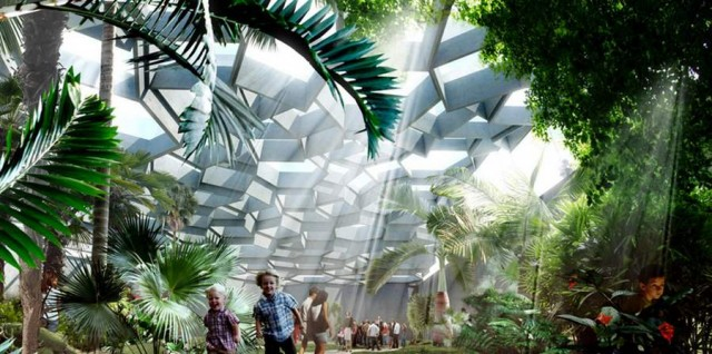 Natural History Museum proposal by BIG architects (9)