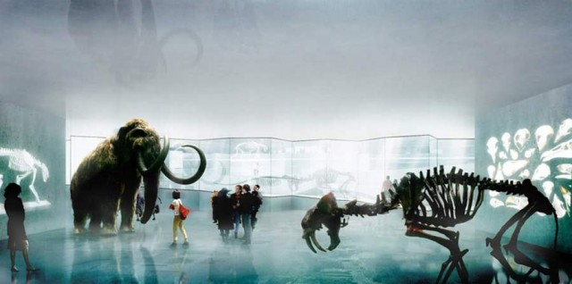 Natural History Museum proposal by BIG architects (8)