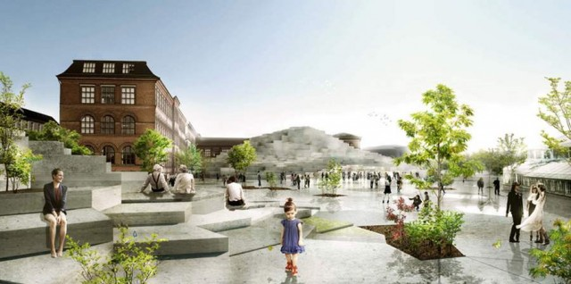 Natural History Museum proposal by BIG architects (5)