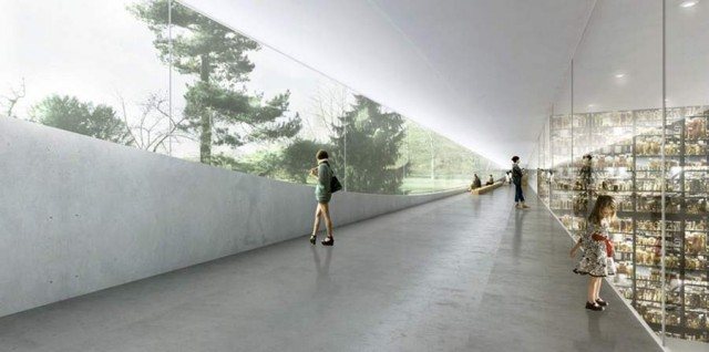 Natural History Museum proposal by BIG architects (3)