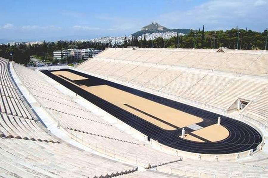 Ancient Olympic Stadium Threatened by Budget Cuts in