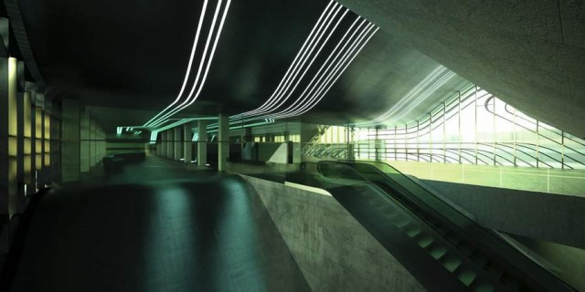 Pierres Vives in Montpellier by Zaha Hadid (1)