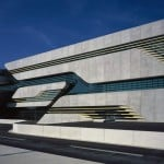 Pierres Vives in Montpellier by Zaha Hadid